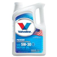 Valvoline Premium 5W30 Conventional Motor Oil from Blain's Farm and Fleet