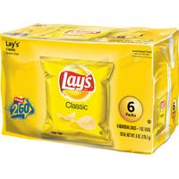 Lay's Classic Potato Chips from Blain's Farm and Fleet