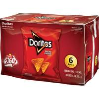 Doritos Nacho Cheese Tortilla Chips from Blain's Farm and Fleet
