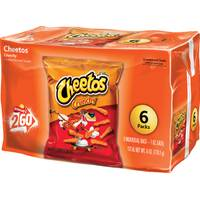 Cheetos Crunchy Cheese Flavored Snacks from Blain's Farm and Fleet