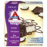 Atkins Endulge Chocolate Coconut Bars from Blain's Farm and Fleet