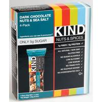 Kind Plus Dark Chocolate Nuts & Sea Salt Bars from Blain's Farm and Fleet