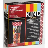 Kind Plus Cranberry Almond + Antioxidants Bars from Blain's Farm and Fleet
