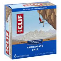 Clif Bar Chocolate Chip Energy Bars - 6 Count from Blain's Farm and Fleet