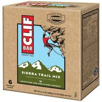 Clif Bar Sierra Trail Mix Energy Bars - 6 Count from Blain's Farm and Fleet