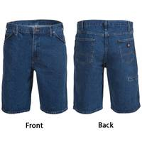 Dickies Men's Stonewash 6 Pocket Denim Shorts from Blain's Farm and Fleet
