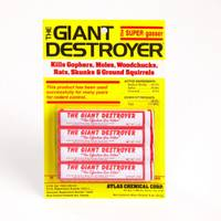 Giant Destroyer Smoke Bomb from Blain's Farm and Fleet