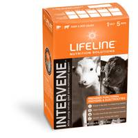 Lifeline Intervene Nutritional Supplement for Scouring Calves from Blain's Farm and Fleet