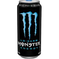 Monster Energy LoCarb from Blain's Farm and Fleet
