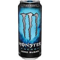 Monster Absolutely Zero Energy Drink from Blain's Farm and Fleet
