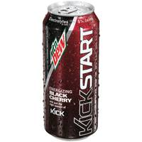 Mountain Dew Kick Start Energy Drink from Blain's Farm and Fleet