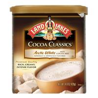 Land O Lakes Arctic White Hot Cocoa Mix Canister from Blain's Farm and Fleet