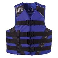 Full Throttle Adult Dual Sized Nylon Life Jacket from Blain's Farm and Fleet