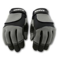 Raider Youth MX Motorcycle Gloves from Blain's Farm and Fleet