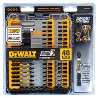 DEWALT 40 Piece Impact Ready Screwdriving Set from Blain's Farm and Fleet