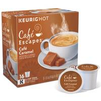 Cafe Escapes Cafe Caramel K - Cups from Blain's Farm and Fleet