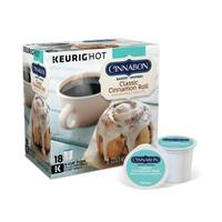 Cinnabon Classic Cinnamon Roll Coffee K - Cups from Blain's Farm and Fleet