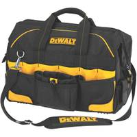 DEWALT Contractor's Closed Top Tool Bag from Blain's Farm and Fleet