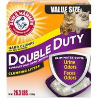 Arm & Hammer Double Duty Clumping Litter from Blain's Farm and Fleet