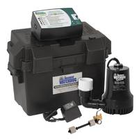 Basement Watchdog Special + Battery Backup Sump Pump System from Blain's Farm and Fleet