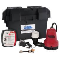 Basement Watchdog Emergency Battery Backup Sump Pump System from Blain's Farm and Fleet