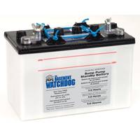 Basement Watchdog Big Standby Battery from Blain's Farm and Fleet