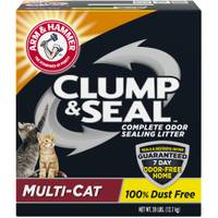 Arm & Hammer Clump & Seal Multi-Cat Litter from Blain's Farm and Fleet