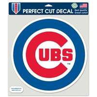 MLB Chicago Cubs Perfect Cut Decal from Blain's Farm and Fleet