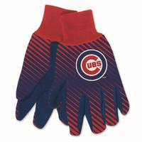 MLB Chicago Cubs Sports Utility Gloves from Blain's Farm and Fleet