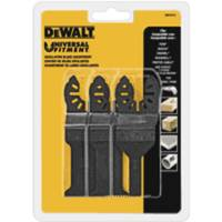 DEWALT 3 Piece Wood Cutting Oscillating Blades Set from Blain's Farm and Fleet
