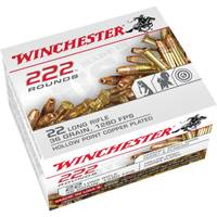 Winchester Super - X 222 Rounds from Blain's Farm and Fleet
