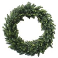 Neuman Tree Evergreen Mixed Pine Wreath from Blain's Farm and Fleet