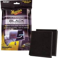 Meguiar's Ultimate Black Trim Sponges from Blain's Farm and Fleet