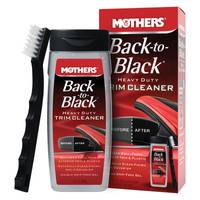 Mothers Back-to-Black Heavy Duty Trim Cleaning Kit from Blain's Farm and Fleet