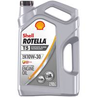 Shell Rotella T5 10W30 Synthetic Blend Diesel Engine Oil from Blain's Farm and Fleet
