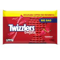 TWIZZLERS Strawberry Twists Big Bag from Blain's Farm and Fleet