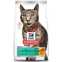 Hill's Science Diet Perfect Weight Adult Cat Food from Blain's Farm and Fleet