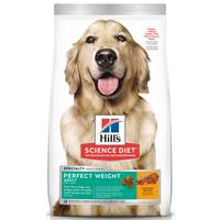 Hills Science Diet 15 lb Perfect Weight Adult Dog Food from Blain's Farm and Fleet
