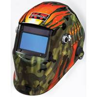 K - T Industries, Inc. Camo Pro Auto - Darkening Welding Helmet from Blain's Farm and Fleet