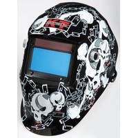 K - T Industries, Inc. Crossbone Gen2 Pro Auto - Darkening Welding Helmet from Blain's Farm and Fleet