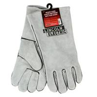 Lincoln Electric Gray Economy Gloves from Blain's Farm and Fleet