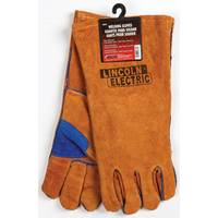 Lincoln Electric Brown Premium Gloves from Blain's Farm and Fleet