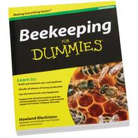 Little Giant Beekeeping for Dummies, 2nd Edition from Blain's Farm and Fleet