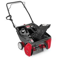 Yard Machines 123CC OHV Single Stage Snow Thrower from Blain's Farm and Fleet