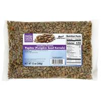 Blain's Farm & Fleet Roasted & Unsalted Pepitas from Blain's Farm and Fleet