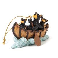 Big Sky Carvers Bearfoots Bear Creek Rapids Ornament from Blain's Farm and Fleet