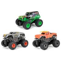 New Bright 1:43 R/C 4X4 Monster Jam Mini Vehicle Assortment from Blain's Farm and Fleet