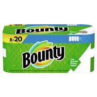 Bounty 8 Pack Double Plus Roll from Blain's Farm and Fleet