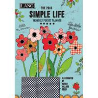 Lang Simple Life 2017 Monthly Pocket Planner from Blain's Farm and Fleet