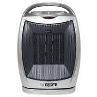 King Electric 1500 Watt Ceramic Oscillating Heater from Blain's Farm and Fleet
